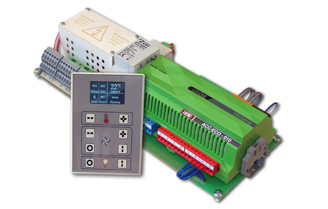Lüftersteuerung Air-Compact-Control