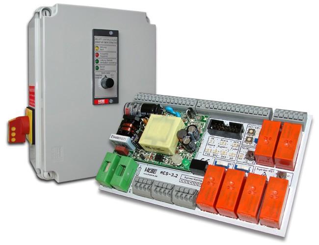 Entrauchungssteuerung AES-ST3.2