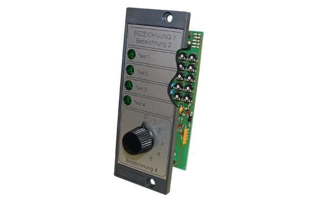 BAS-Analoggebermodul 0 - 10V / 4 - 20mA